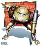 Battletech - Sentinel