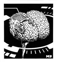 Shadowrun - Brain by SteamPoweredMikeJ