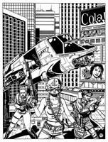Cyberpunk - Aloha by SteamPoweredMikeJ