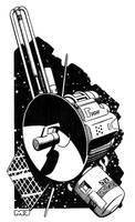 Shadowrun - Satellite by SteamPoweredMikeJ