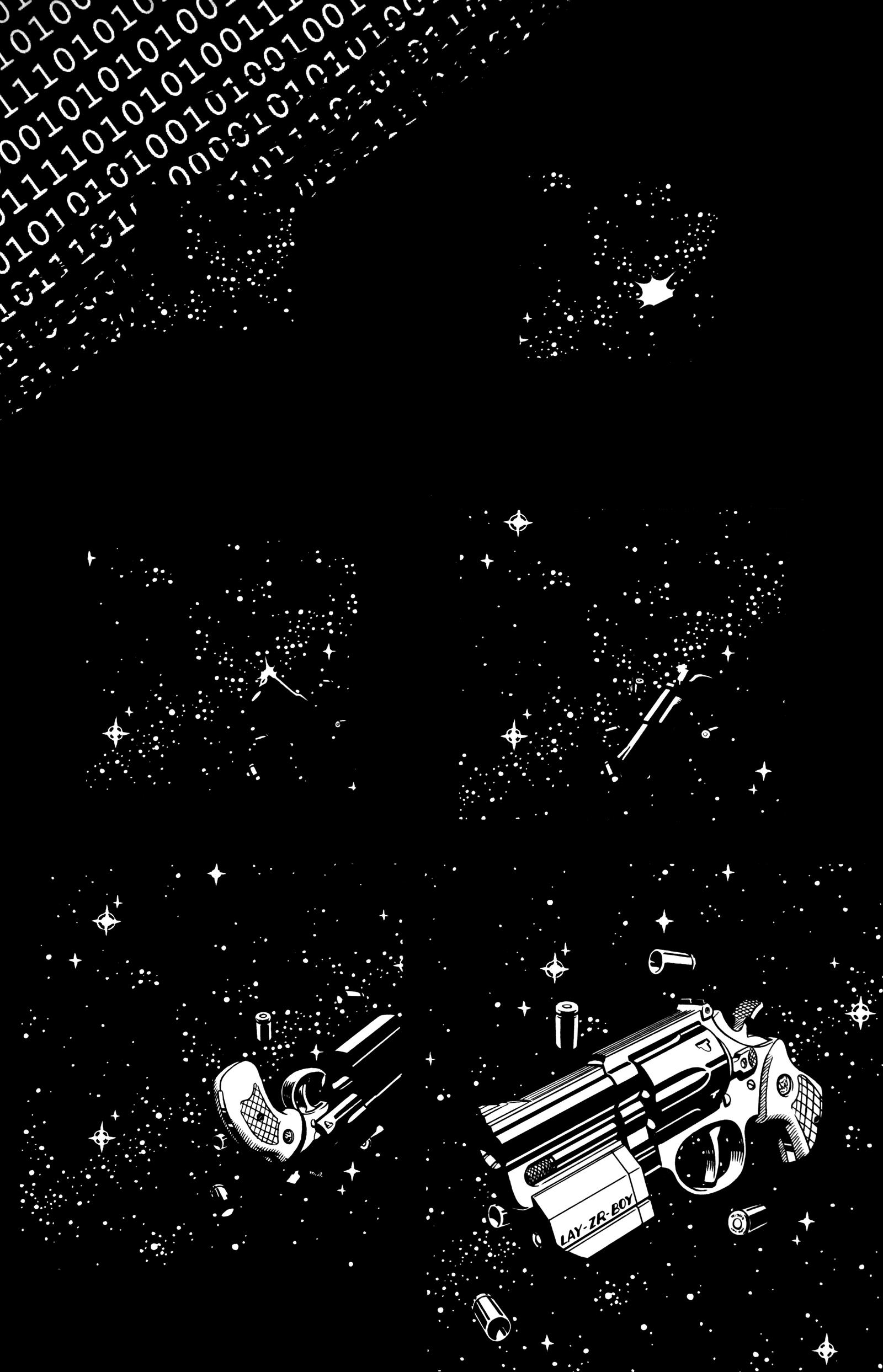 Dead Space - Inked Page by SteamPoweredMikeJ