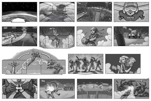 Kim Possible Storyboards Collection