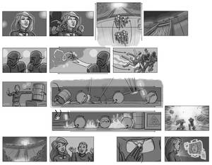 Kim Possible Storyboards Collection 2