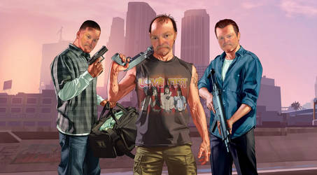 Grand Theft Jeffery 2