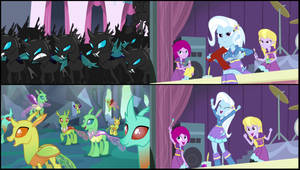 Changelings (Trixie's Reaction)