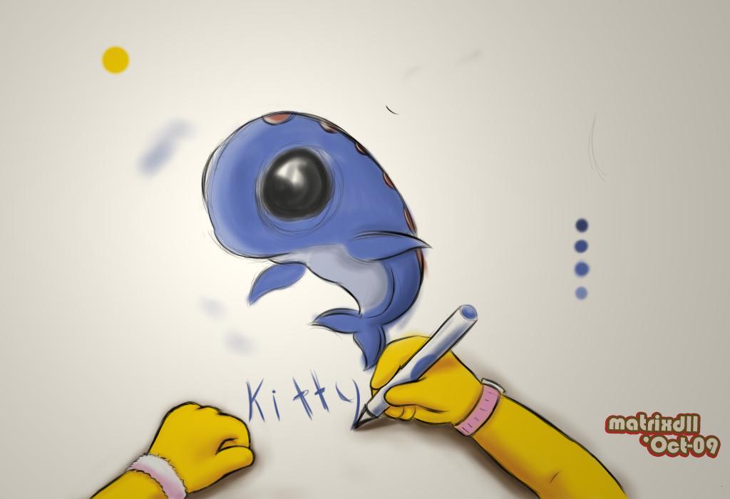 kitty by matrixdll