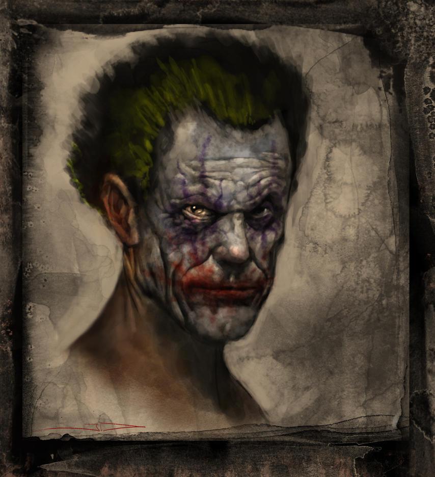 Joker by PLUT0N