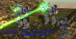 Goliath - UEF T4 Assault Bot