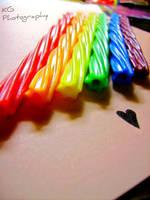 Rainbow. by MissxKriss