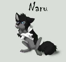 Naru by Goldy-Goldenwolf