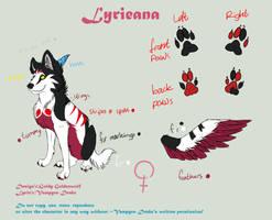 Lyrieana by Goldy-Goldenwolf