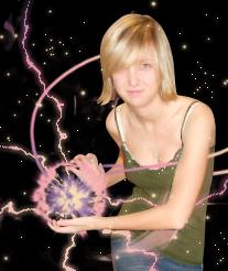 Magic Sphere by Mew-Loveless