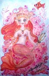 Queen Koral by Harkalya