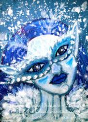 Winter's Masquerade by Harkalya