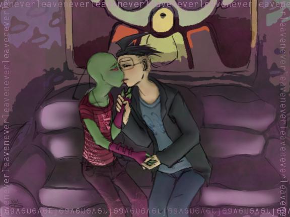 "ZADR: ""Never leave me,"" by TheSmallestInvader"