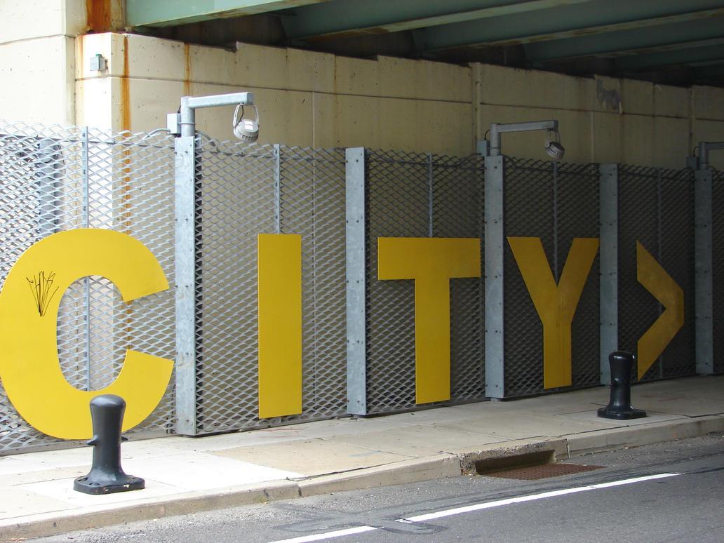 CITY #2 by mjrost