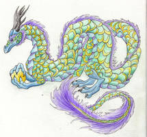 Chinese Dragon by Stormphyre