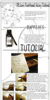Traditional Inking Tutorial