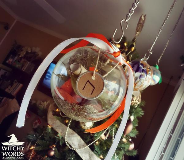2014 Spell Ornament by meiken