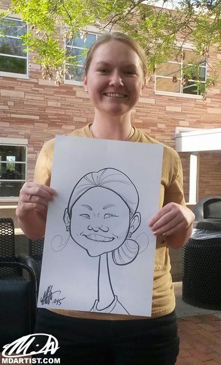 Party Sketch 1 by meiken