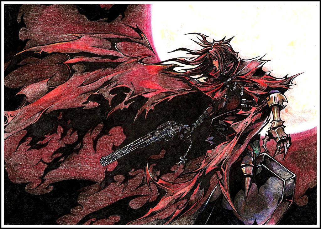Vincent Valentine   Duty By C Yen ...