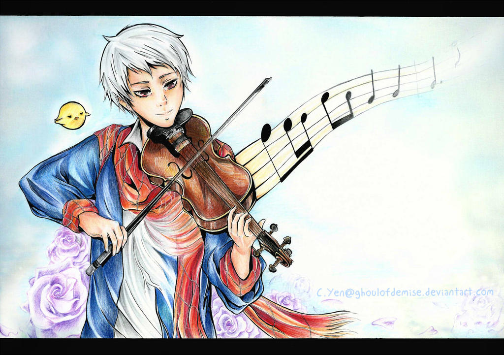 . Last Melody . by C-Yen