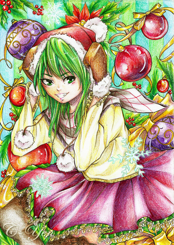 Christmas Cheer by C-Yen