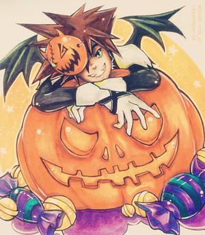 Inktober 31 - Happy Halloween!