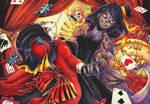 Cirque de Q - The Cirque's Illusions by C-Yen