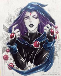 Raven by C-Yen