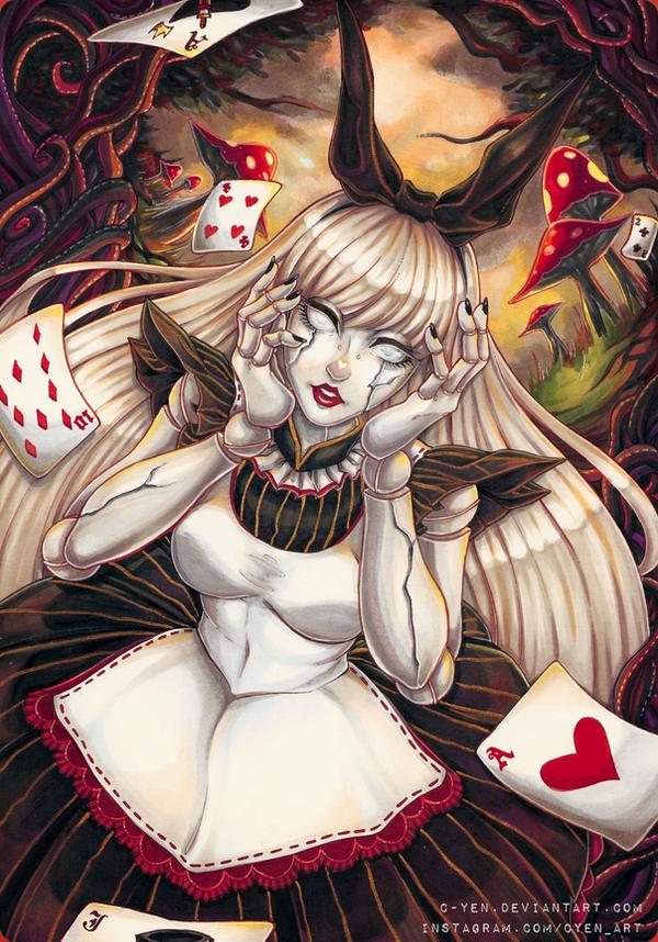 Insanity Wonderland by C-Yen