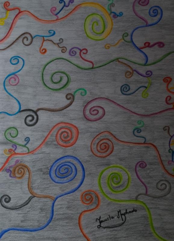 Desenhos abstrato by CamyMach