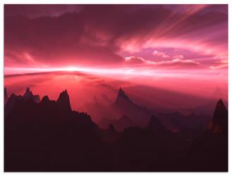 Heavenly Glance by malia01us
