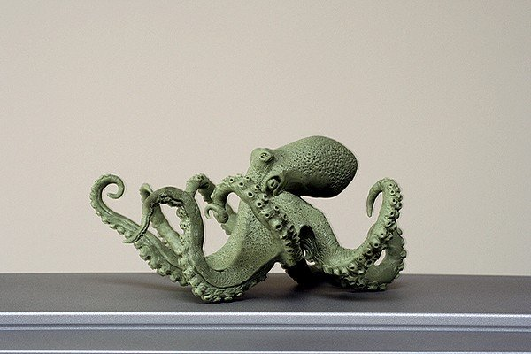 Octopus by SculptorScotty