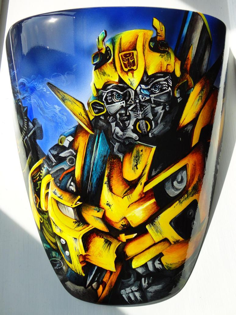 Bumblebee by FirebladeMe