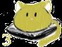 Cat!Kano cursor by FullmetalNation