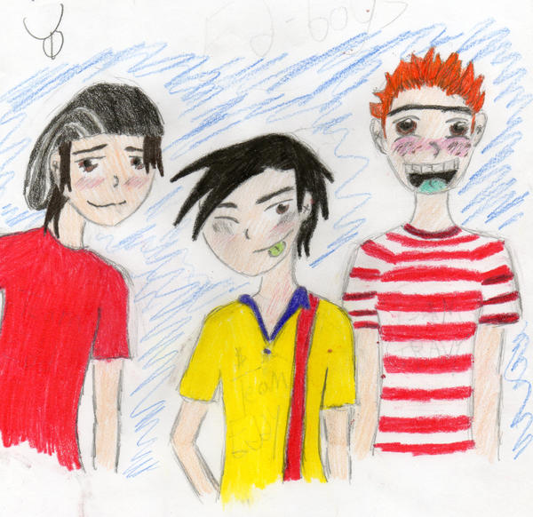 team Ed boys :: now in color by SUGARandSPICER