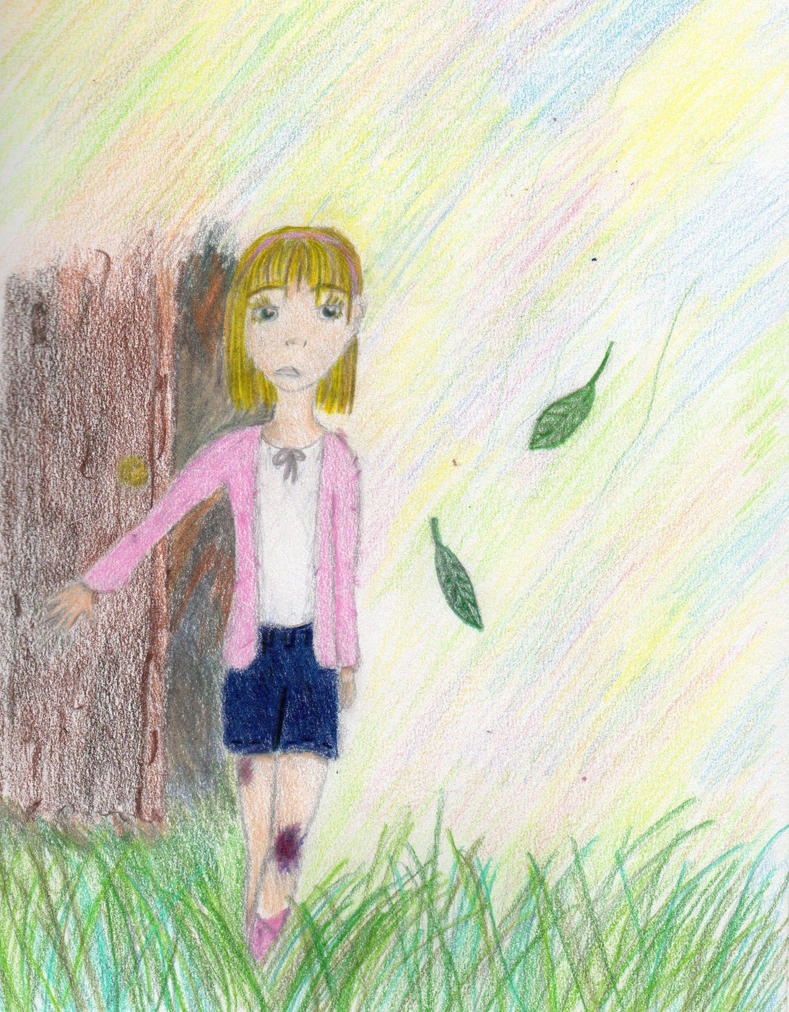 Jill in Narnia by SUGARandSPICER