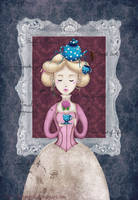Lady Gwendolyn's Teaparty by chuckometti