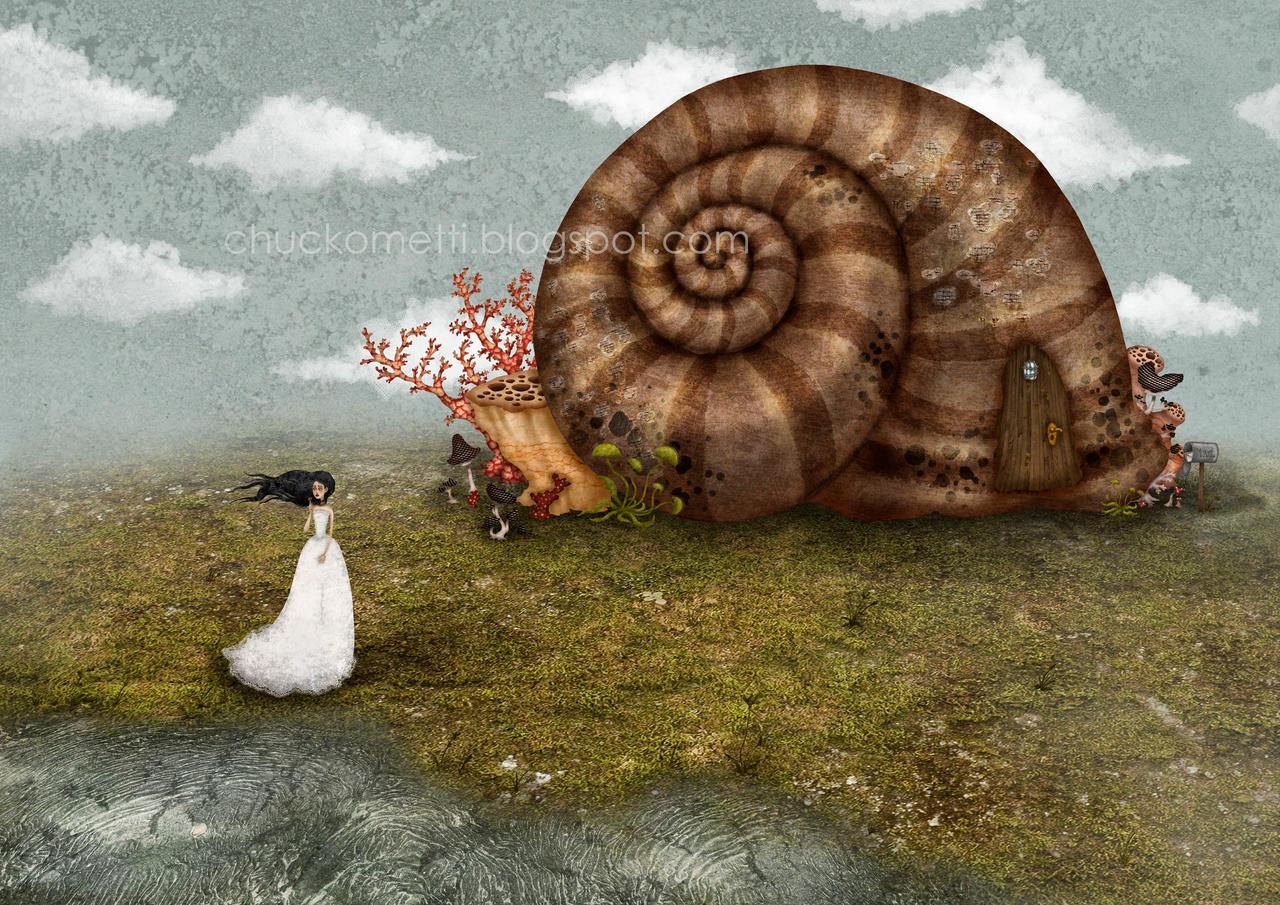 Refuge and Shelter by chuckometti