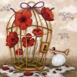 Cage by chuckometti
