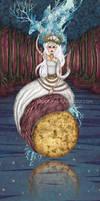 La Lune by chuckometti