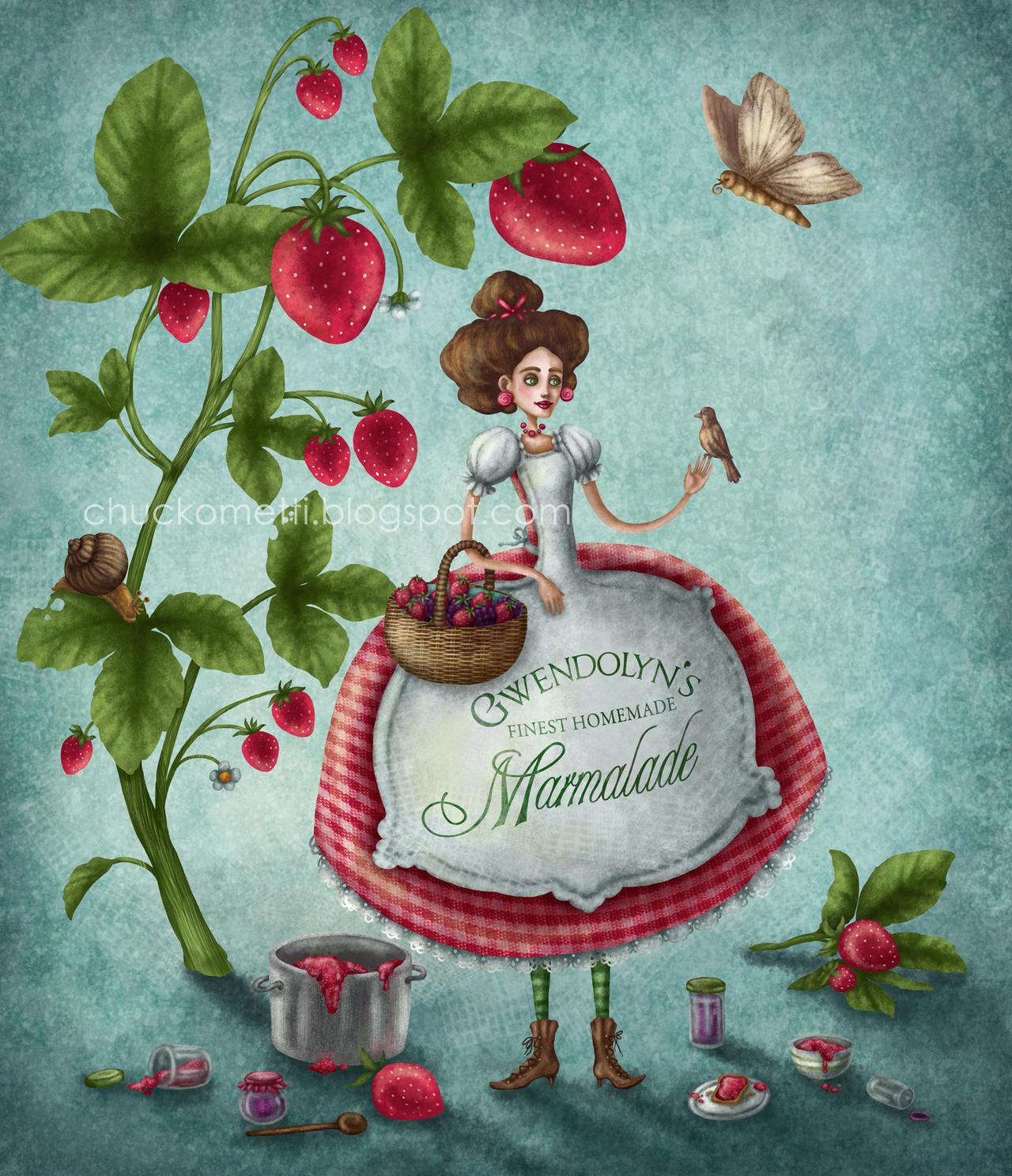 Strawberry Night