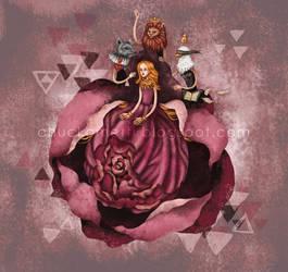 Rose by chuckometti