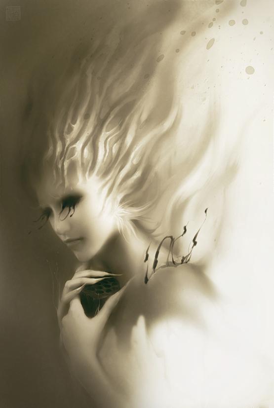Spirit  - by youxiandaxia