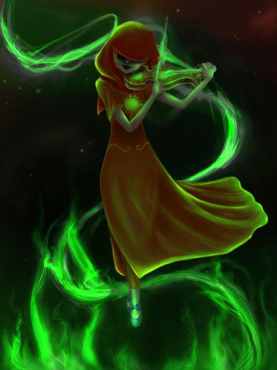 God Tier Rose by FirstDecemberRose on DeviantArt