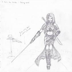Kali, Hollow Victory - DRAFT