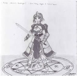 Saber (Arturia Pendragon)