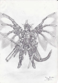 Twin Thunder Valkyrie