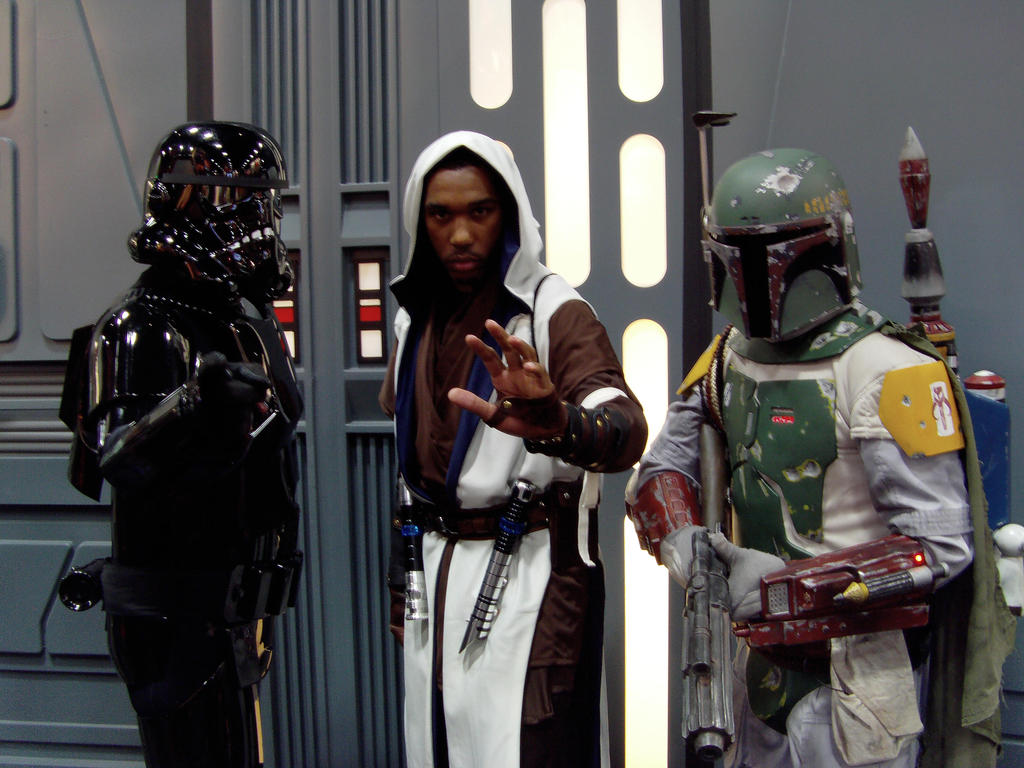 Star Wars by ZephX27